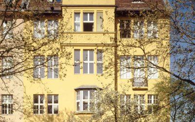 Modernisierung eines Mietshauses 1