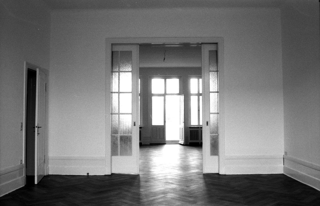 Gabriele Riesner, Architektin, Berlin-Wilmersdorf, Restaurierung/Modernisierung eines Mietshauses, Wohnraum