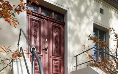Restaurierung eines Bürgerhauses